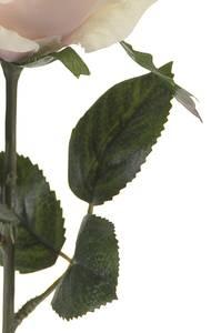"""Bilde av Kunstig Rose """"Simone"""" Lyserosa 45cm"""