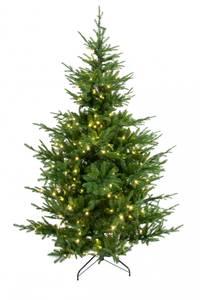 Bilde av Kunstig Gran Verde 400 LED-Lys 240cm